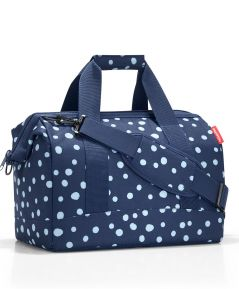 Cestovná taška Reisenthel - Allrounder M Spots navy