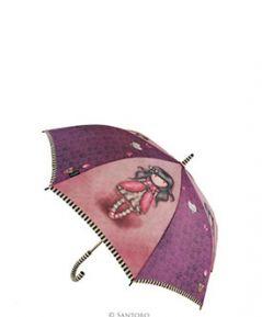 Santoro dáždnik LADYBIRD 76/0008/10lb