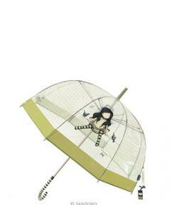 Santoro dáždnik PUDDLES OF LOVE 76/0013/10PL