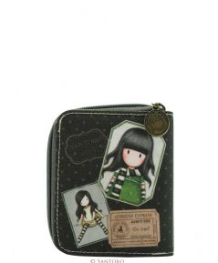 Santoro mini peňaženka THE SCARF 486GJ12