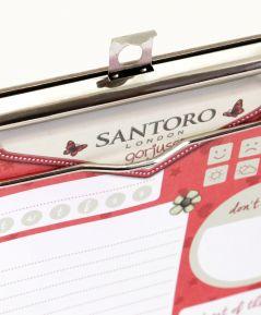 SANTORO podložka na písanie 822GJ02
