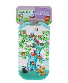 SANTORO Púzdro na mobil WILDWOOD 362EC03