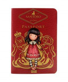 Santoro zápisník PASSPORT TIME TO FLY 814GJ01A