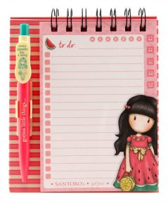 SANTORO zápisník s perom 823GJ01