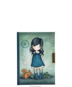 Santoro zápisník YOU BROUGHT ME LOVE 577GJ07