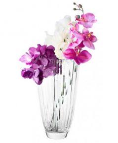 Sklenená váza DIVA I