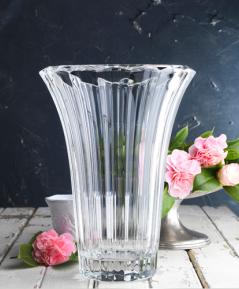 Sklenená váza DOGE