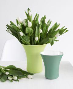 Váza VASO zelená